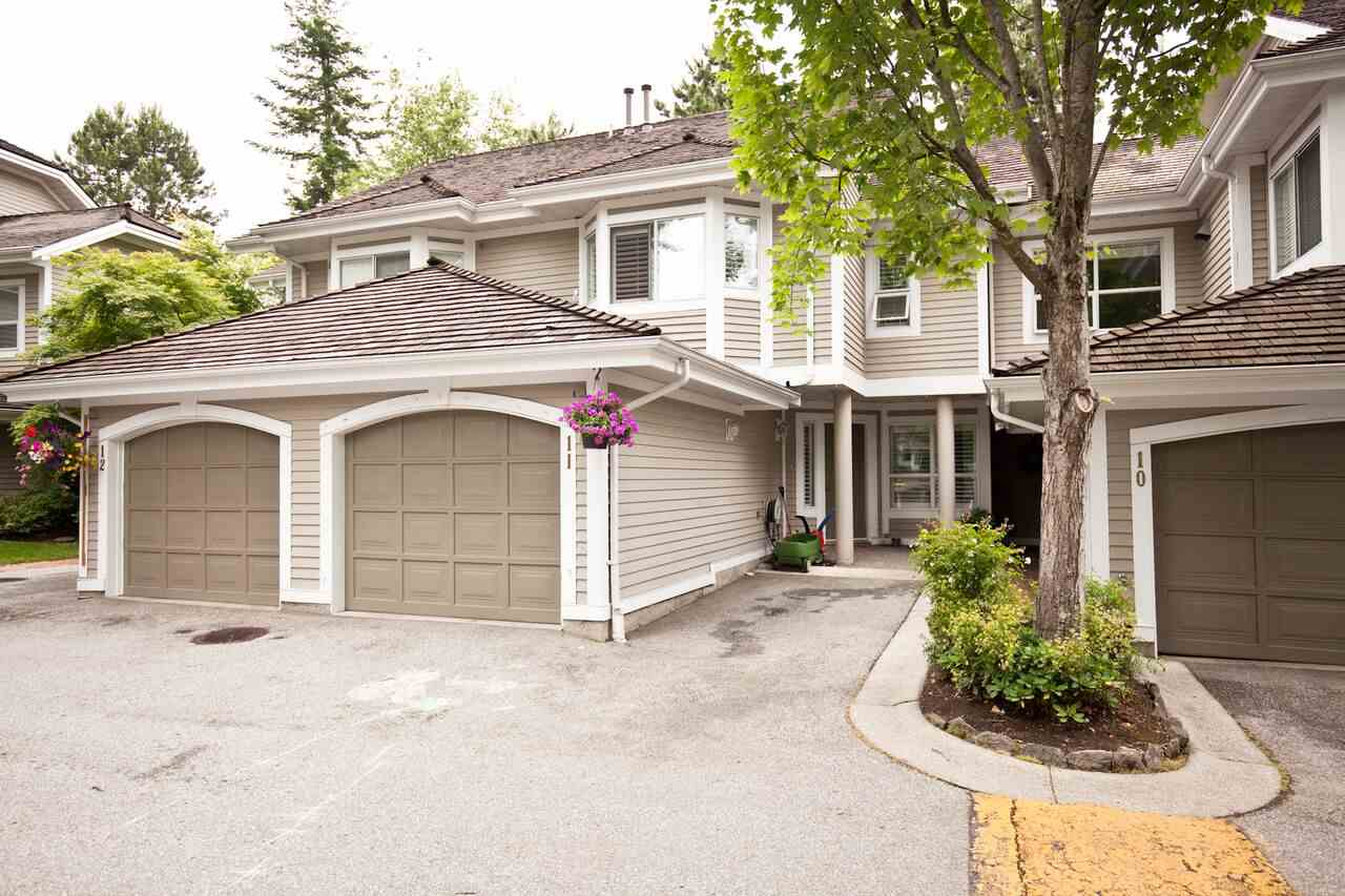 "Main Photo: 11 650 ROCHE POINT Drive in North Vancouver: Roche Point Townhouse for sale in ""Ravenwoods"" : MLS®# R2295307"