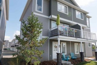 Main Photo: 28 1816 RUTHERFORD Road SW in Edmonton: Zone 55 Townhouse for sale : MLS®# E4125241