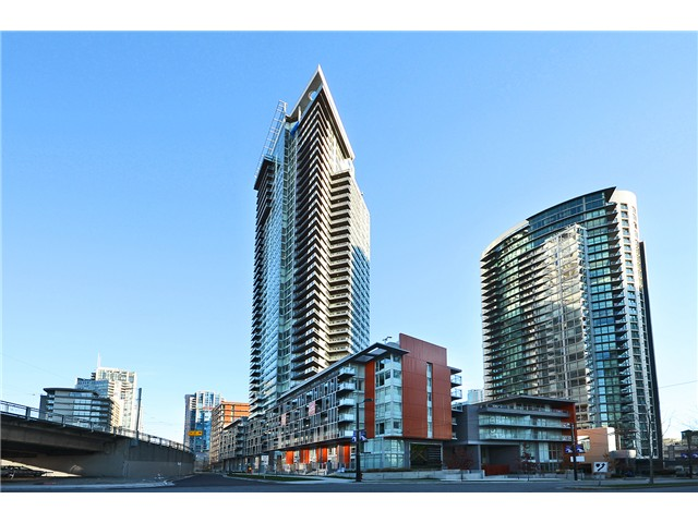 "Main Photo: # 510 1372 SEYMOUR ST in Vancouver: Downtown VW Condo for sale in ""The Mark"" (Vancouver West)  : MLS® # V1038362"
