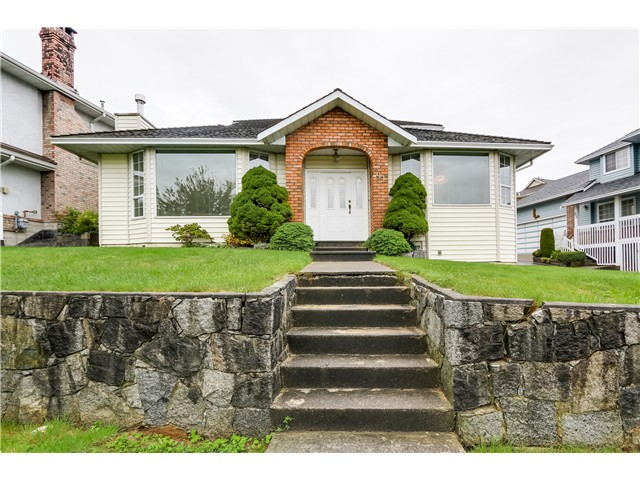 Photo 1: 91 MINER Street in New Westminster: Fraserview NW House for sale : MLS® # V1086851