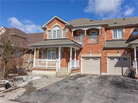 Main Photo: 42 Equator Crest in Vaughan: Vellore Village House (2-Storey) for sale : MLS®# N3143505