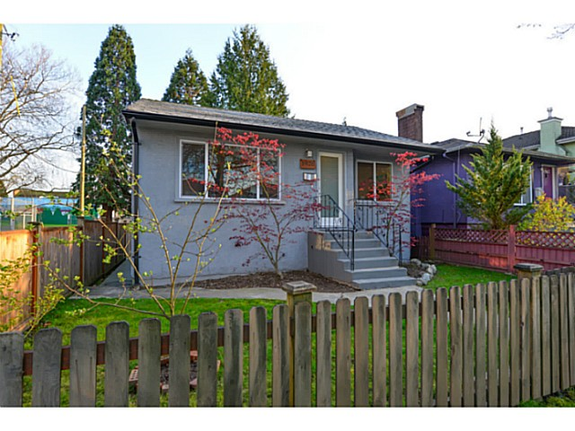 Main Photo: 1976 E 37TH Avenue in Vancouver: Victoria VE House for sale (Vancouver East)  : MLS(r) # V1115171