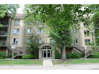 Main Photo: 99 Gerard Street in WINNIPEG: Fort Rouge / Crescentwood / Riverview Condominium for sale (South Winnipeg)  : MLS® # 1516374