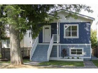 Main Photo: 347 34TH Ave E in Vancouver East: Main Home for sale ()  : MLS(r) # V981814