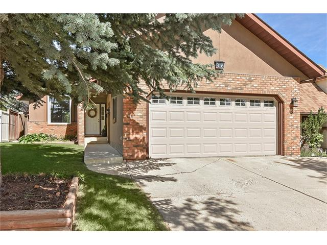 Main Photo: 316 BERMUDA Drive NW in Calgary: Beddington House for sale : MLS® # C4029803