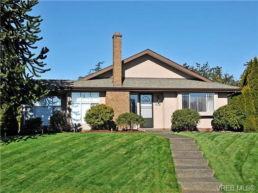 Main Photo: 1178 Woodheath Lane in VICTORIA: SE Sunnymead Single Family Detached for sale (Saanich East)  : MLS® # 360736