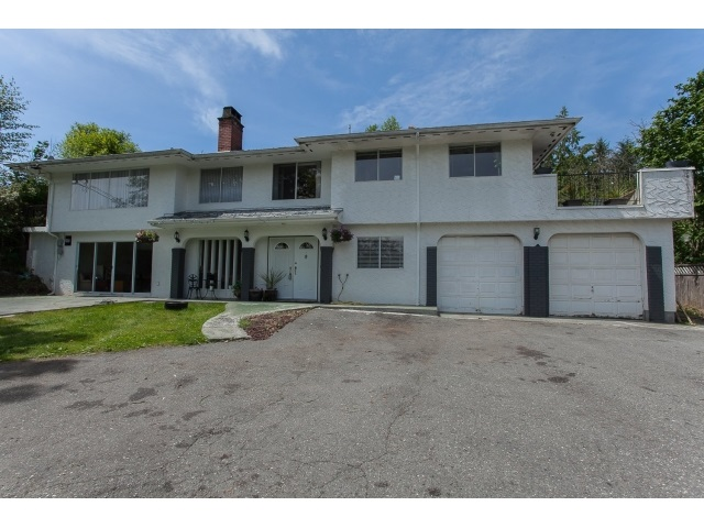 Main Photo: 34694 DEWDNEY TRUNK Road in Mission: Hatzic House for sale : MLS® # R2073735