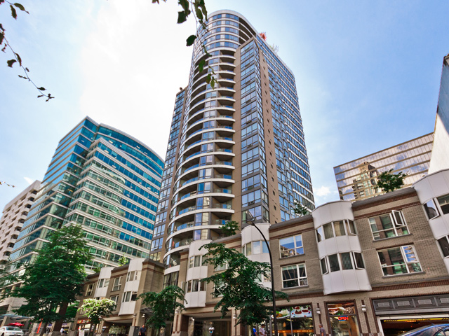 FEATURED LISTING: 505 - 1166 MELVILLE Street Vancouver