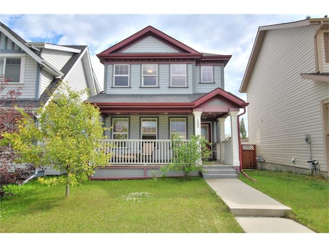 Main Photo: 123 EVERMEADOW Avenue SW in Calgary: Evergreen House for sale : MLS(r) # C4072165