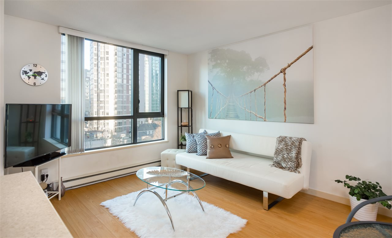 Main Photo: 804 928 HOMER Street in Vancouver: Yaletown Condo for sale (Vancouver West)  : MLS® # R2130712