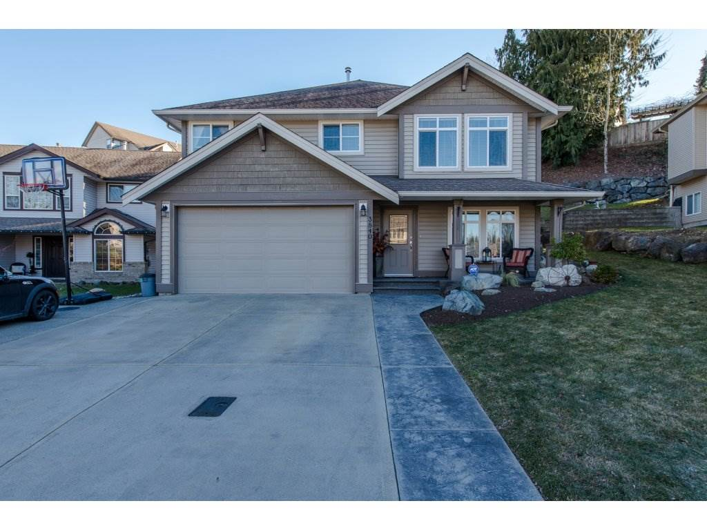 Main Photo: 3840 TESLIN Drive in Abbotsford: Abbotsford East House for sale : MLS®# R2135009