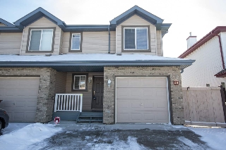 Main Photo: 20 Noah Close: St. Albert House Half Duplex for sale : MLS(r) # E4052737