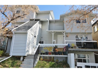Main Photo: 2 3820 PARKHILL Place SW in Calgary: Parkhill Condo for sale : MLS(r) # C4111236