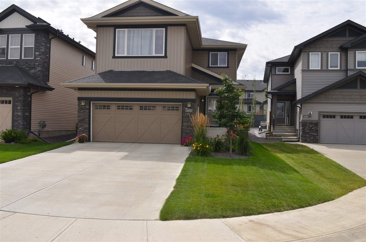 Main Photo: 3432 GOODRIDGE Link in Edmonton: Zone 58 House for sale : MLS(r) # E4065159