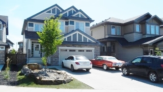 Main Photo: 870 ARMITAGE Wynd SW in Edmonton: Zone 56 House for sale : MLS(r) # E4066704