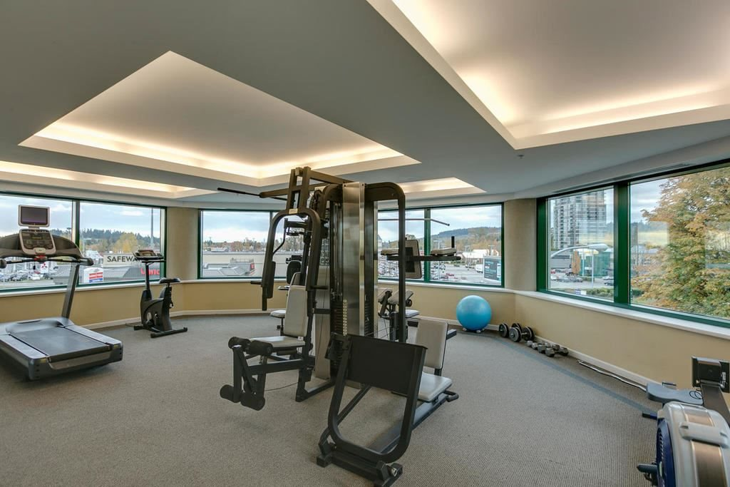 "Photo 14: A235 2099 LOUGHEED Highway in Port Coquitlam: Glenwood PQ Condo for sale in ""SHAUGHNESSY SQUARE"" : MLS® # R2173116"