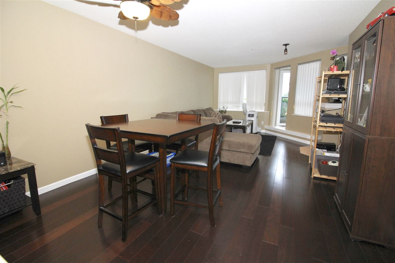 "Photo 3: A235 2099 LOUGHEED Highway in Port Coquitlam: Glenwood PQ Condo for sale in ""SHAUGHNESSY SQUARE"" : MLS® # R2173116"