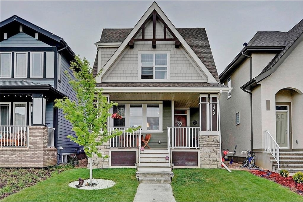 Main Photo: 268 MARQUIS Heights SE in Calgary: Mahogany House for sale : MLS® # C4123051