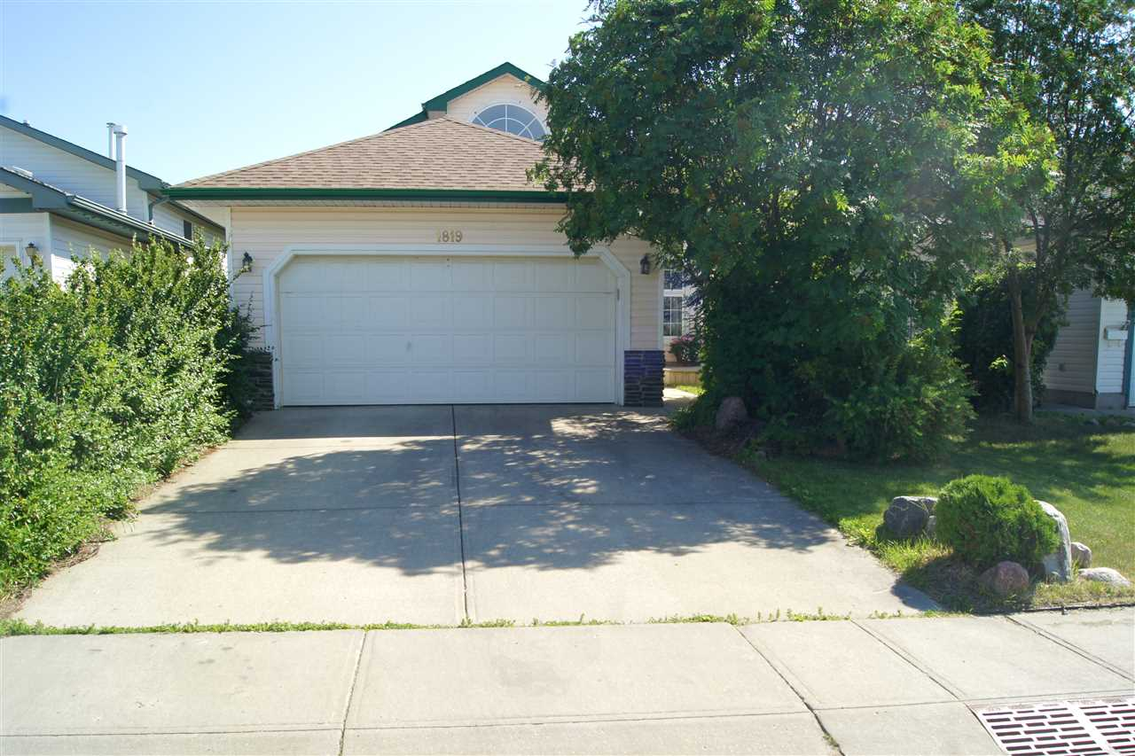 Main Photo: 1819 KRAMER Place in Edmonton: Zone 29 House for sale : MLS® # E4072818