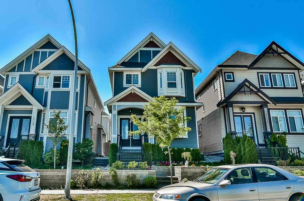 Main Photo: 14126 60A Avenue in Surrey: Sullivan Station House for sale : MLS® # R2197716