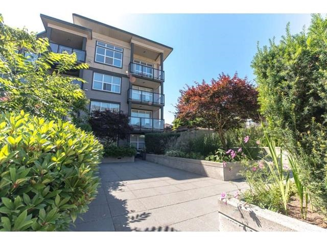 Main Photo: 424 10707 139 Street in Surrey: Whalley Condo for sale (North Surrey)  : MLS® # R2198391