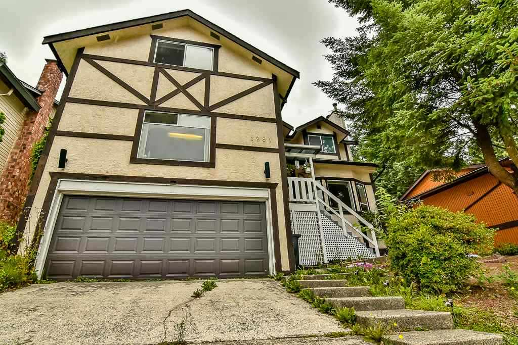 Main Photo: 1281 LANSDOWNE Drive in Coquitlam: Upper Eagle Ridge House for sale : MLS® # R2207221