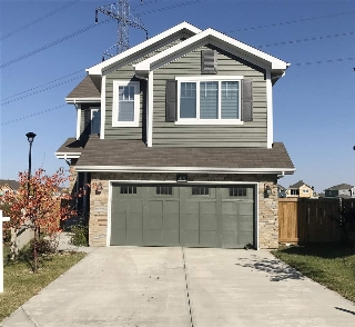 Main Photo: 4333 CRABAPPLE Crescent in Edmonton: Zone 53 House for sale : MLS® # E4082842