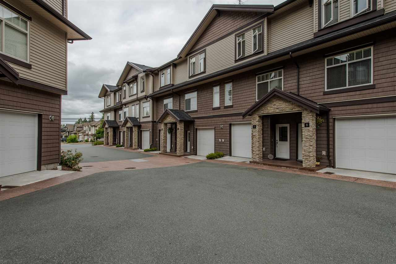 "Photo 19: Photos: 7 2950 LEFEUVRE Road in Abbotsford: Aberdeen Townhouse for sale in ""CEDAR LANDING"" : MLS® # R2212309"