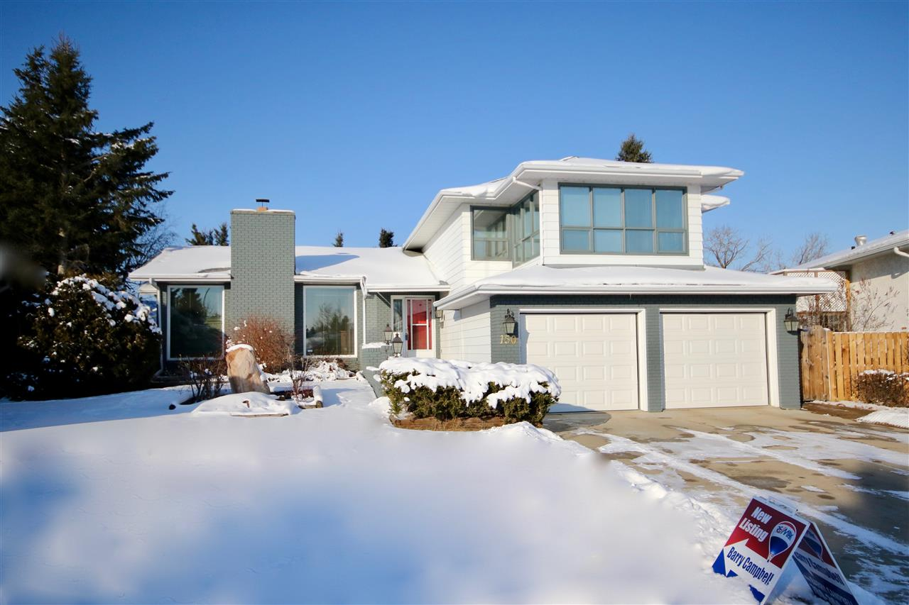 Main Photo: 150 Willow Drive: Wetaskiwin House for sale : MLS® # E4086129