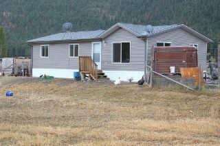 Main Photo: 1889 Nicolls Road: Merritt Manufactured Home for sale (Southwest)  : MLS® # 143203