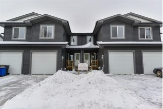 Main Photo: 9818 103 Street: Fort Saskatchewan Attached Home for sale : MLS® # E4096237