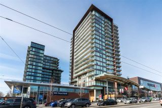 "Main Photo: 1806 8555 GRANVILLE Street in Vancouver: S.W. Marine Condo for sale in ""GRANVILLE AT 70TH"" (Vancouver West)  : MLS®# R2245226"