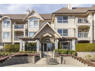 "Main Photo: 210 20381 96 Avenue in Langley: Walnut Grove Townhouse for sale in ""Chelsea Green"" : MLS® # R2244248"
