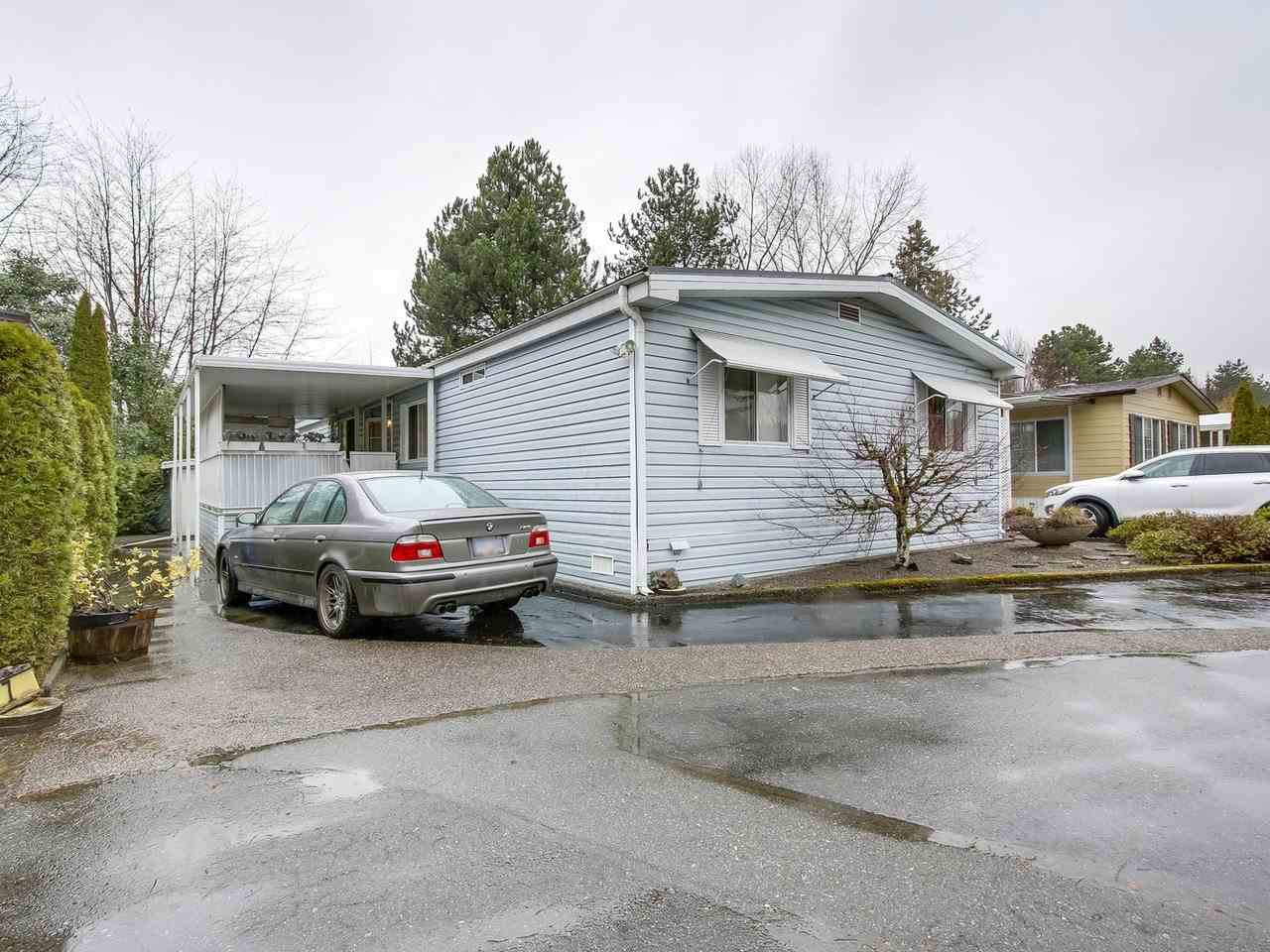 Main Photo: 6 145 KING EDWARD Street in Coquitlam: Coquitlam East Manufactured Home for sale : MLS®# R2248856