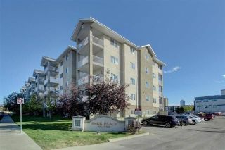 Main Photo: 528 10535 122 Street in Edmonton: Zone 07 Condo for sale : MLS®# E4109769