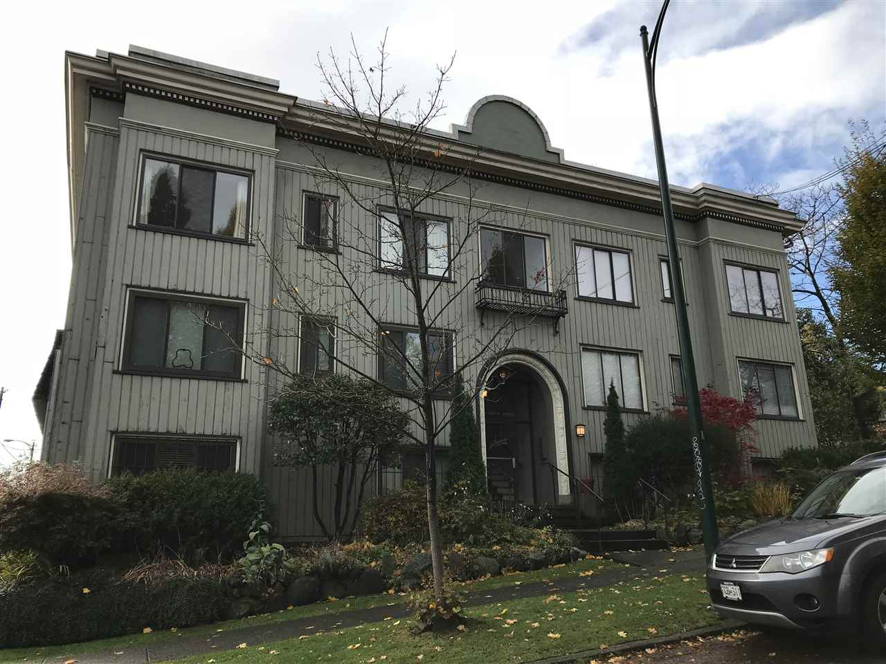 "Main Photo: 102 1004 WOLFE Avenue in Vancouver: Shaughnessy Condo for sale in ""ALVARADO"" (Vancouver West)  : MLS®# R2266813"