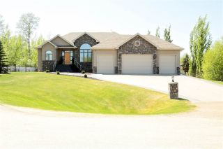 Main Photo: 143 53302 RGE RD 261 Road: Rural Parkland County House for sale : MLS®# E4112450