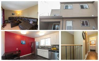 Main Photo: 1746 LAKEWOOD Road S in Edmonton: Zone 29 Townhouse for sale : MLS®# E4115946