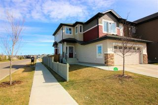Main Photo: 2 Sandalwood Place: Leduc House for sale : MLS®# E4116506