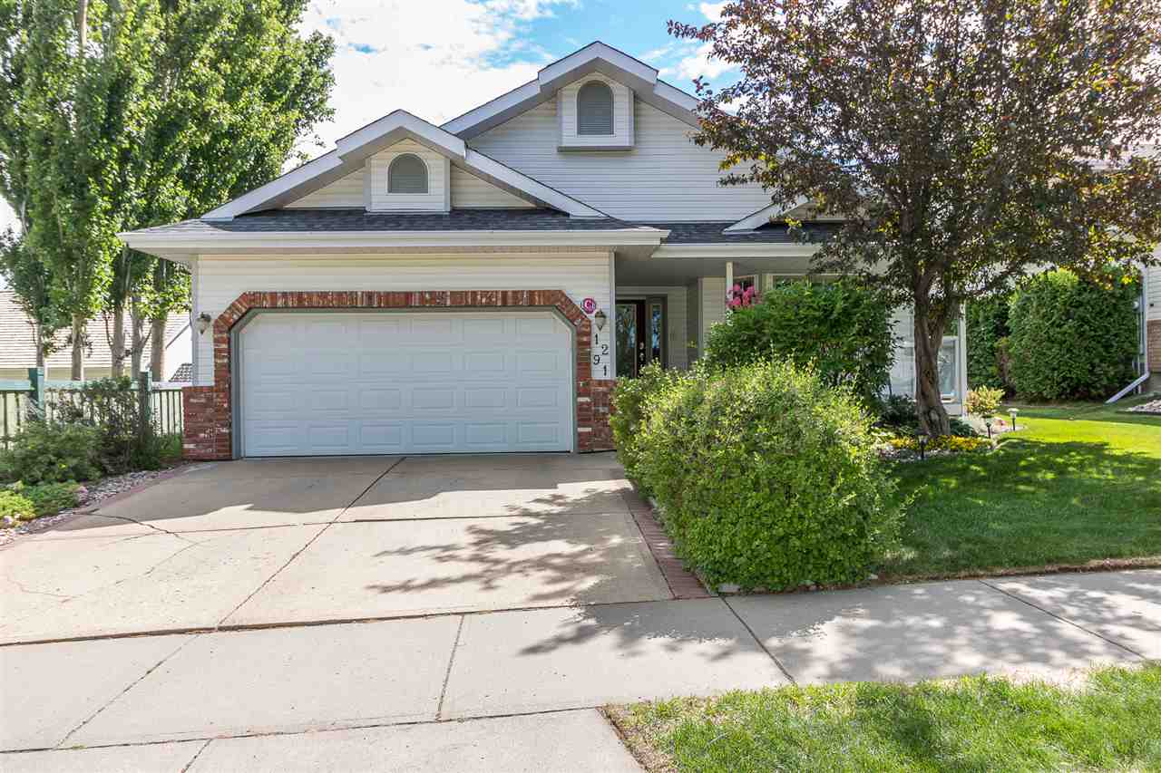 Main Photo: 1291 Potter Greens Drive NW in Edmonton: Zone 58 House for sale : MLS®# E4118672