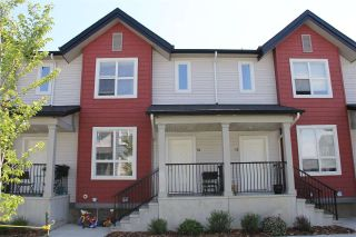Main Photo: 18 6075 Schonsee Way in Edmonton: Zone 28 Townhouse for sale : MLS®# E4120161