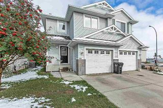 Main Photo: 90 115 CHESTERMERE Drive: Sherwood Park House Half Duplex for sale : MLS®# E4130511