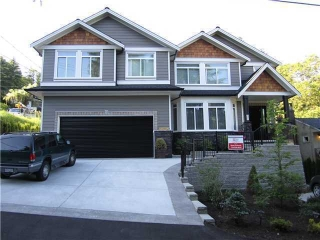 Main Photo: 2002 Columbia: House for sale (Port Moody)  : MLS(r) # v952095