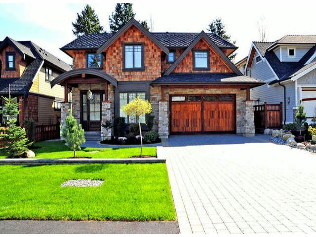 Main Photo: 15442 OXENHAM Avenue: White Rock House for sale (South Surrey White Rock)  : MLS® # F1401902