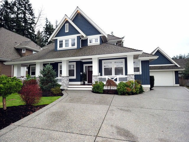 "Main Photo: 12856 20A Avenue in Surrey: Crescent Bch Ocean Pk. House for sale in ""OCEAN PARK"" (South Surrey White Rock)  : MLS(r) # F1408867"