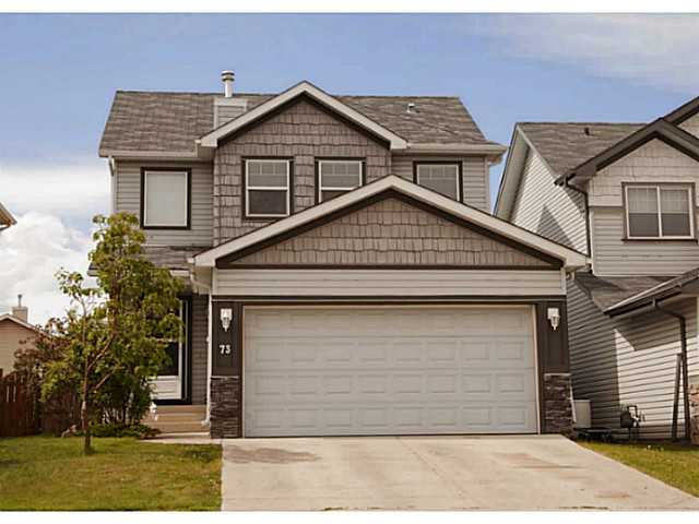 Main Photo: 73 CIMARRON Trail: Okotoks Residential Detached Single Family for sale : MLS® # C3619723