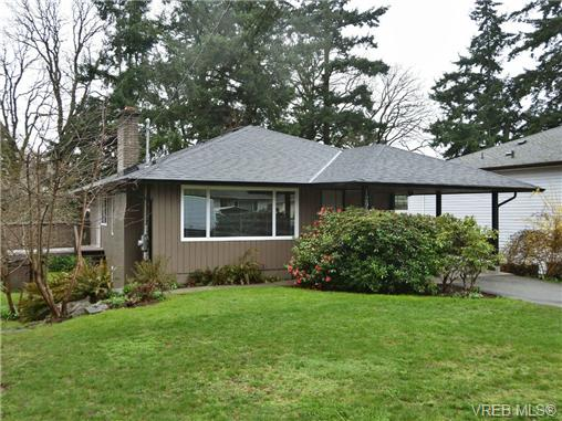 Main Photo: 1299 Camrose Crescent in VICTORIA: SE Maplewood Single Family Detached for sale (Saanich East)  : MLS(r) # 347332