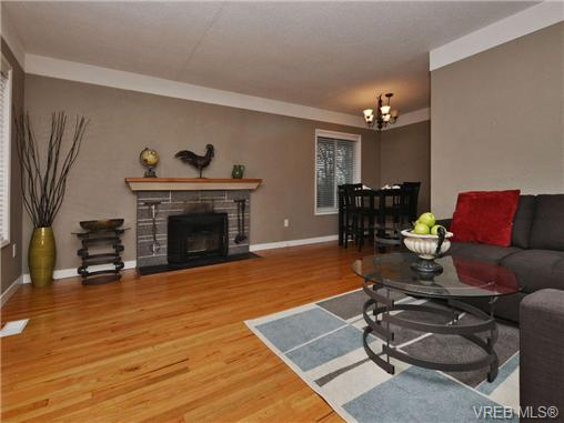 Photo 2: 1299 Camrose Crescent in VICTORIA: SE Maplewood Single Family Detached for sale (Saanich East)  : MLS® # 347332