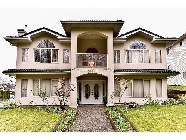 Main Photo: 14458 BEDFORD Drive in Surrey: Bolivar Heights House for sale (North Surrey)  : MLS® # F1435929
