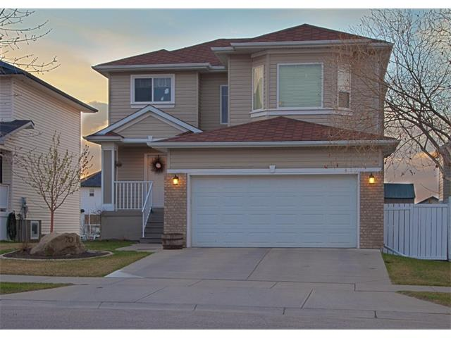 Main Photo: 70 SHEEP RIVER Drive: Okotoks House for sale : MLS® # C4008347